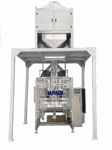 ZL1100 vertical bag forming filling sealing machine for 15-25kg wooden pellets