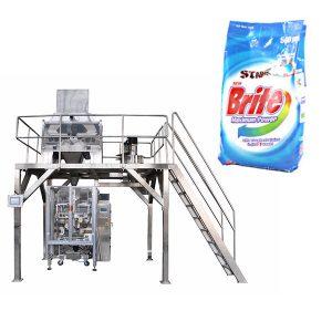 4 дарга шугаман жингийн угаалгын нунтаг угаалгын нунтаг нунтаг савлах машин