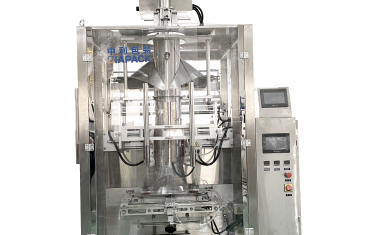 Automatic powder measuring packaging machine