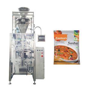 Автомат хүнсний нунтаг Sachet Chicken Essence Улирал Савлах Машины
