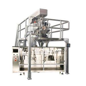 Автомат хэвтээ урьдчилан боловсруулсан Granular Савлах машин
