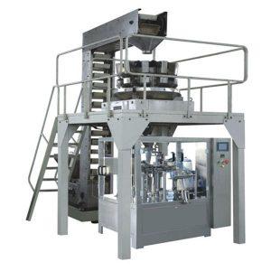 Автомат Premade Granule жинтэй Битүүмжлэх ба битүүмжлэх үйлдвэрлэлийн шугам