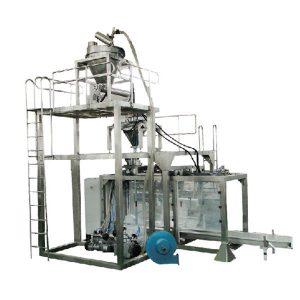 Big Bag Автомат Нунтаг Нунтаглах Машины жинтэй Сүү нунтаг савлах машин