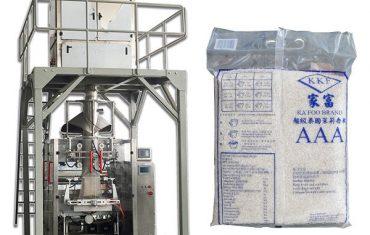 бүрэн автомат ширхэглэлийн ширхэгийн хоол хүнс цагаан будааны сав баглаа боодлын машин