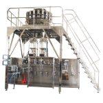 хэвтээ урьдчилан үйлдвэрлэсэн сав баглаа боодлын машин