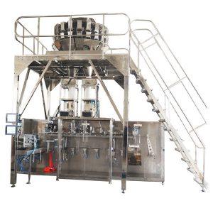 Масшлын масштабтай хэвтээ урьдчилан боловсруулсан савлах машин