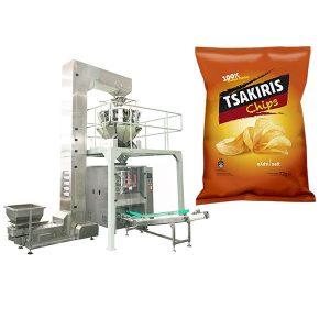 Төмсний чипс савлах машин