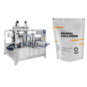 Нунтаг Автомат Pouch Filling Packing Machine