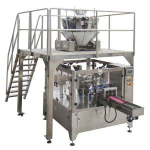 Ротари Автомат Цүнхний Багийн Битүүмжлэх сав баглаа боодол Машины үрийг самар