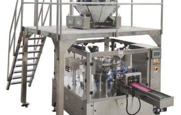 Эргэдэг автомат цахилгаан товч уут үрийн самар нь баглаа боодлын машиныг бөглөх